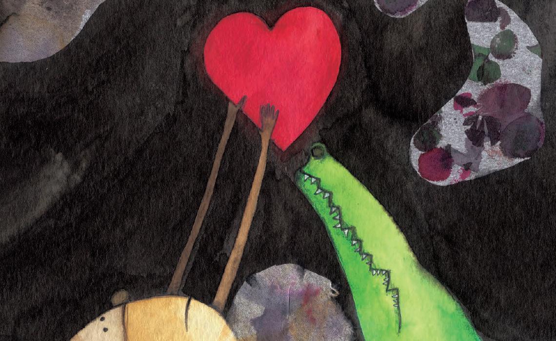 5 corazón del mono