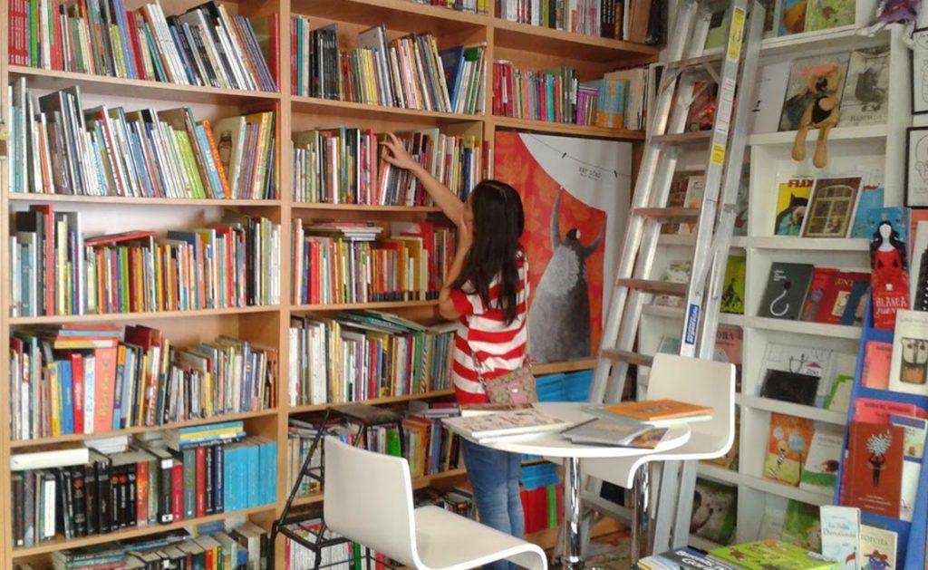 slider tienda fotos libreria